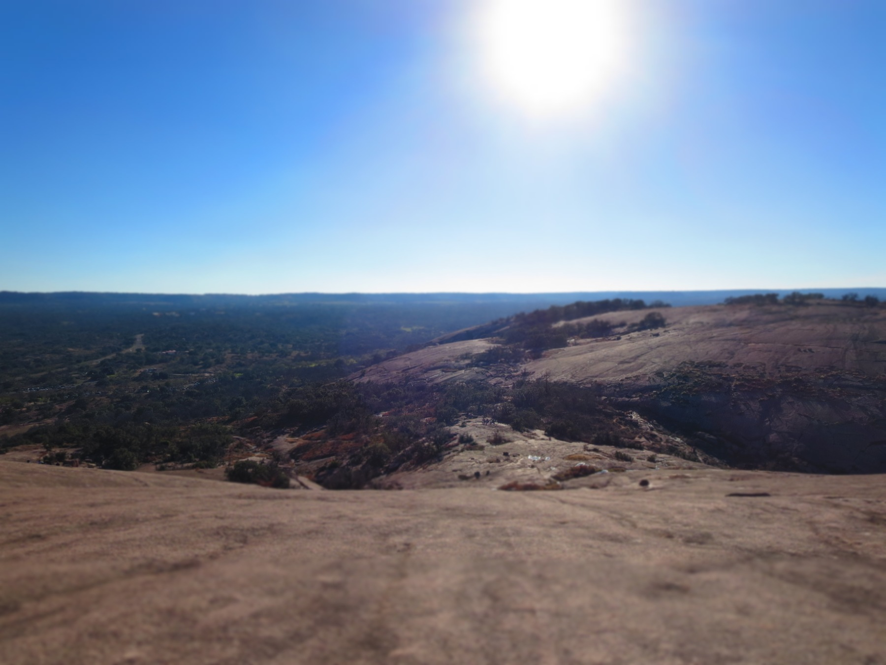 Enchanted Rock 2015
