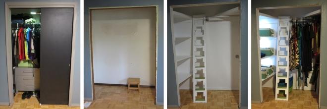 Closet Progression