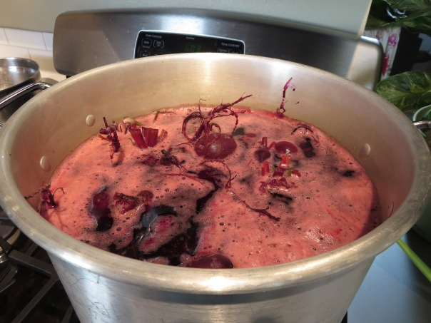 Beet Boiling